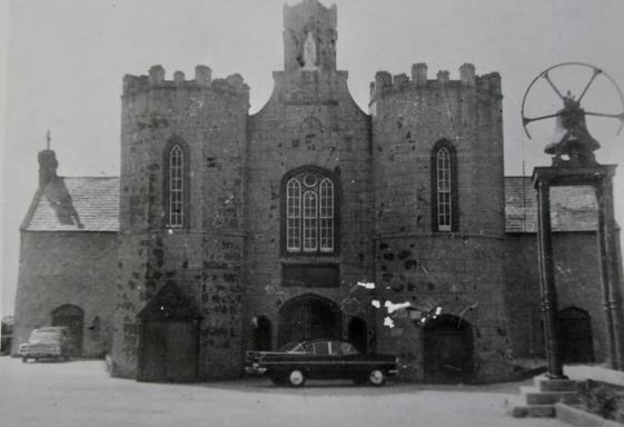 History of the Catholic Church in Kilkee.