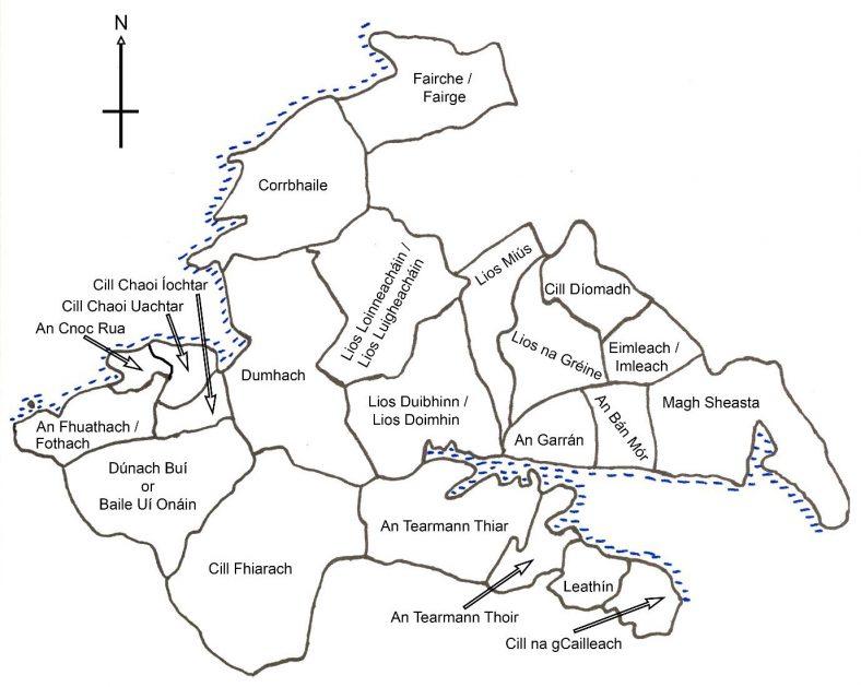 The Townlands of Kilkee (Kilfearagh) Parish | Maura Egan