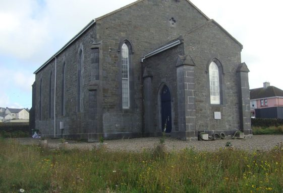 History of the protestant population of Kilkee