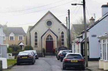 The Crook Memorial Methodist Church | Robert Brown
