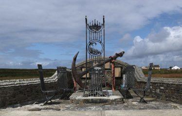 Morven Memorial, Kilbaha.