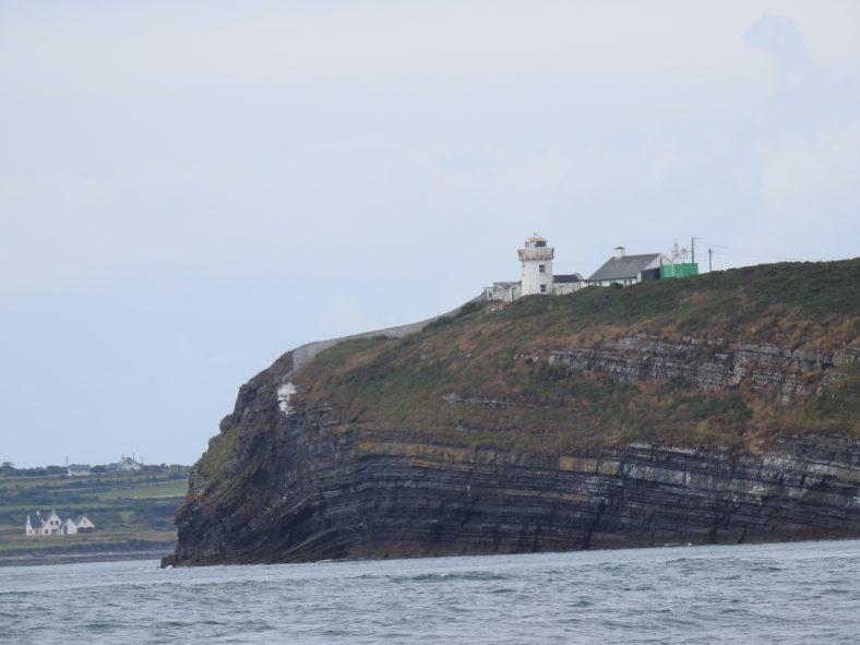 Kilcreadaun Lighthouse   Robert Brown