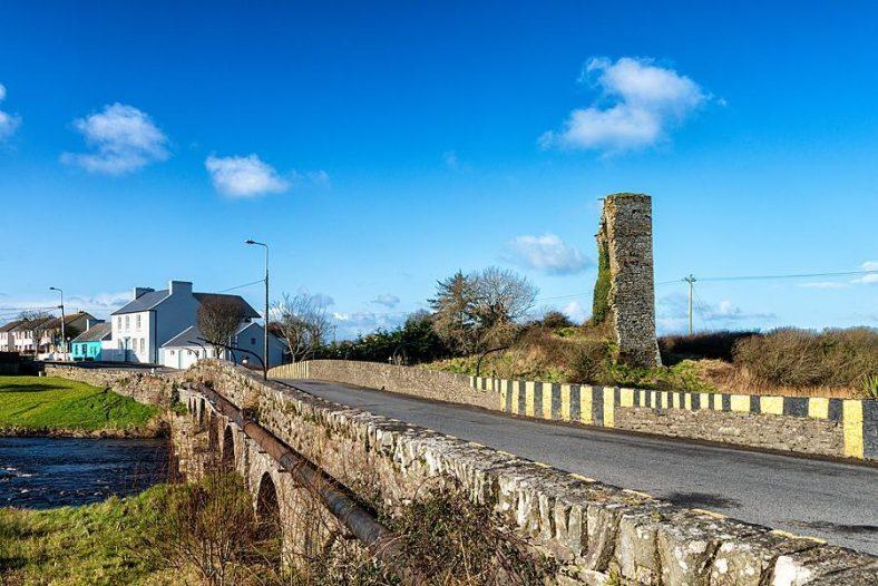 Doonbeg Castle, Co. Clare | Robert Brown