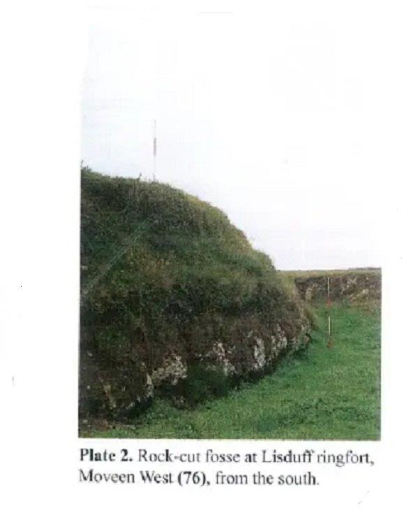 Lisduff ring fort   Clare County Library