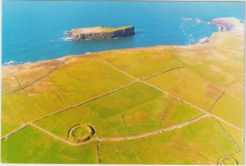 Lisduff ring fort    John Williams
