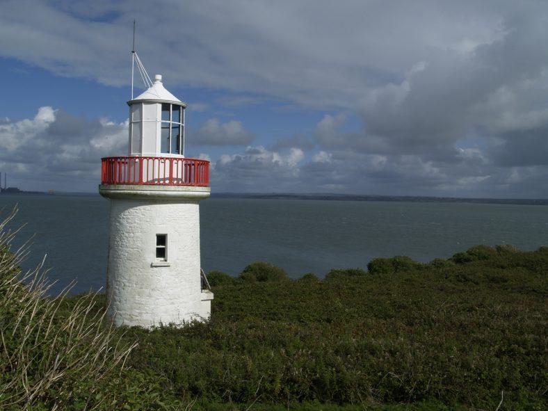 Scattery Island Lighthouse   John Williams