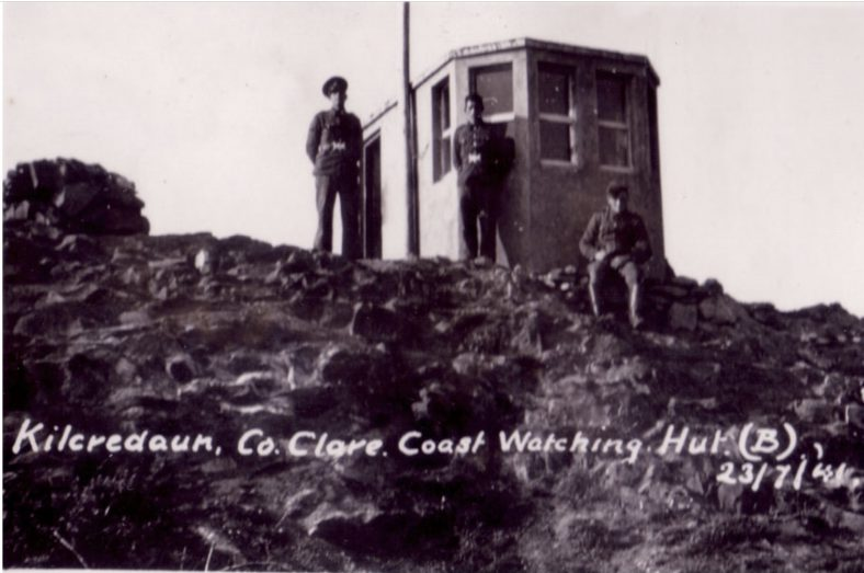 Kilcredaun 2nd WW Lookout Post  | Clare Library